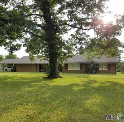 Donaldsonville Single Family Home For Sale: 515 S La Highway 1