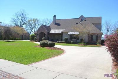 Baton Rouge Single Family Home Contingent: 14826 Audubon Lakes Dr