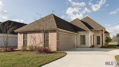 Denham Springs Single Family Home For Sale: Lot 3 St Andrews Ct
