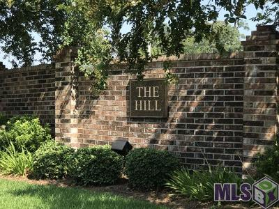 Baton Rouge Condo/Townhouse For Sale: 9309 Hilltrace Ave