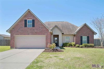 Gonzales Single Family Home For Sale: 14499 Summerset Dr