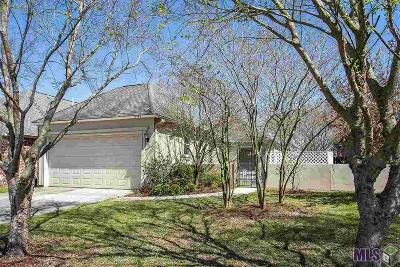 Gonzales Single Family Home For Sale: 5492 Green Park Dr