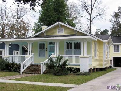 Baton Rouge Single Family Home For Sale: 2168 & 2166 Oleander St