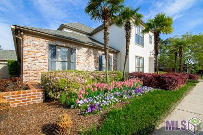 Baton Rouge Single Family Home For Sale: 2131 Cove Ct