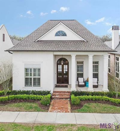 Baton Rouge Single Family Home For Sale: 1725 Perennial Ln