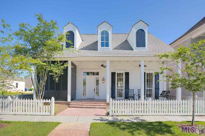 Baton Rouge Single Family Home For Sale: 11549 Cypress Barn Dr