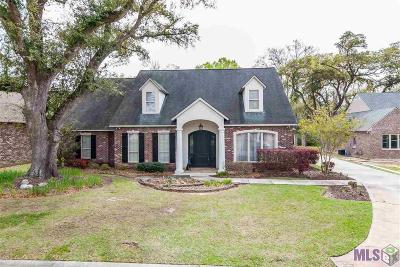 Prairieville Single Family Home For Sale: 38047 Maple Ridge Dr