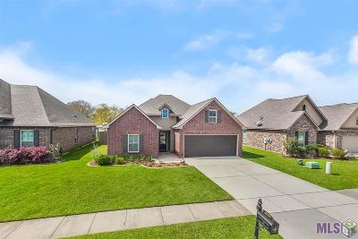 Prairieville Single Family Home For Sale: 16409 Timberstone Dr