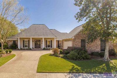 Baton Rouge Single Family Home For Sale: 5003 Shenandoah Lane Place