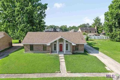 Baton Rouge LA Single Family Home For Sale: $180,000