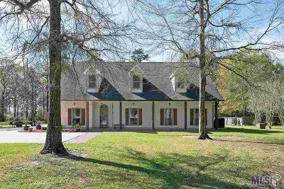 Watson Single Family Home For Sale: 35119 Cane Market