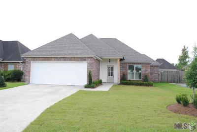 Gonzales Single Family Home For Sale: 40343 Crestridge Dr