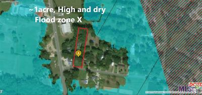 Zachary Residential Lots & Land For Sale: 4901 Hillcrest Dr