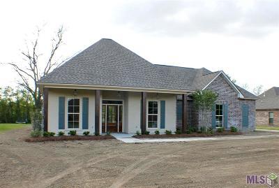 Port Allen Single Family Home For Sale: 792 Esperanza Dr