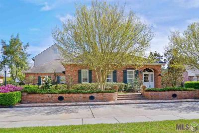 Dutchtown, Gonzales, Prairieville, Baton Rouge, Zachary, Denham Springs, Watson Single Family Home For Sale: 7028 Woodstock Dr