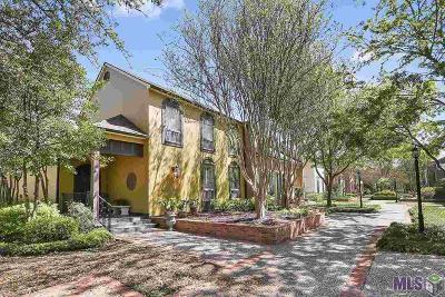 Baton Rouge Condo/Townhouse For Sale: 11 Jamestowne Ct