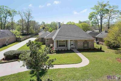 Baton Rouge LA Single Family Home For Sale: $377,000