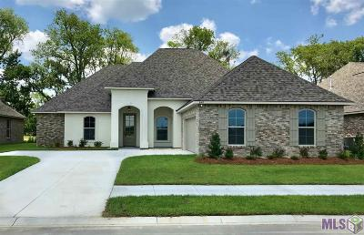 Gonzales Single Family Home For Sale: 640 Lakehaven Dr