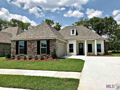 Gonzales Single Family Home For Sale: 680 Lakehaven Dr
