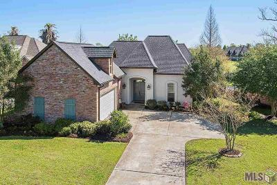 Gonzales Single Family Home For Sale: 40549 Pelican Point Pkwy