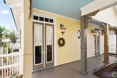 Maurepas Single Family Home For Sale: 12369 Home Port Dr