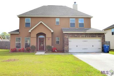 Prairieville Single Family Home For Sale: 17412 Cherry Creek Dr