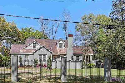 Baton Rouge Single Family Home For Sale: 4245 Broussard