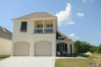 Baton Rouge Single Family Home For Sale: 18161 Vis-A-Vis Ave