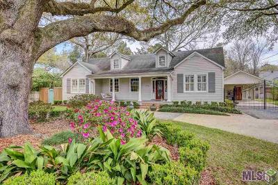 Baton Rouge Single Family Home For Sale: 1451 Glenmore Ave