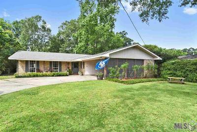 Baton Rouge Single Family Home For Sale: 5960 Menlo Dr