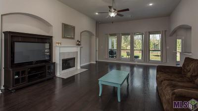 Denham Springs Single Family Home For Sale: 22634 Timber Ridge Dr