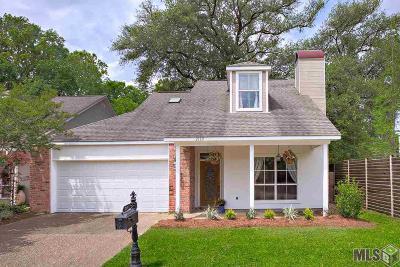 Baton Rouge Single Family Home For Sale: 2139 Quail Oak Dr