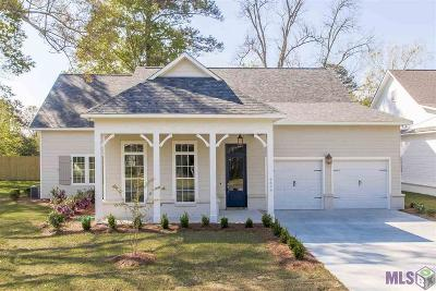 Baton Rouge Single Family Home For Sale: 9656 Cal Rd