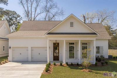 Baton Rouge Single Family Home For Sale: 9646 Cal Rd