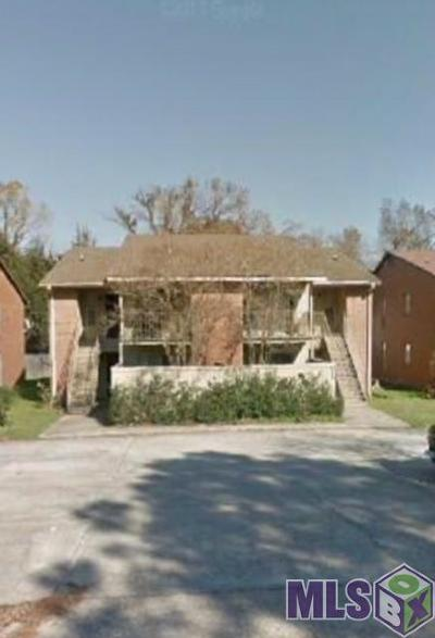 Baton Rouge Multi Family Home For Sale: 7641 Bles Ave