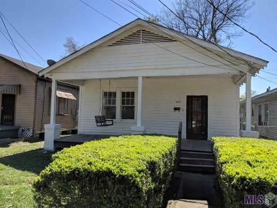 Baton Rouge Single Family Home For Sale: 1422 N North St