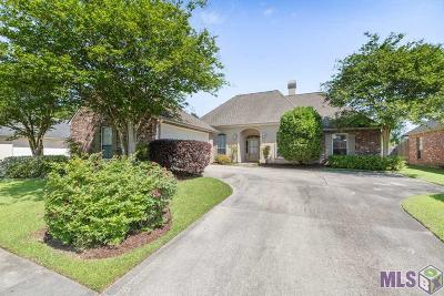 Baton Rouge Single Family Home For Sale: 13243 Woodridge Ave