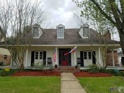 Baton Rouge Single Family Home For Sale: 12251 Schlayer Ave