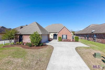 Baton Rouge Single Family Home For Sale: 10743 Hillbrook Ave