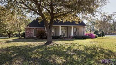 Gonzales Single Family Home For Sale: 11152 N Terrell Ave