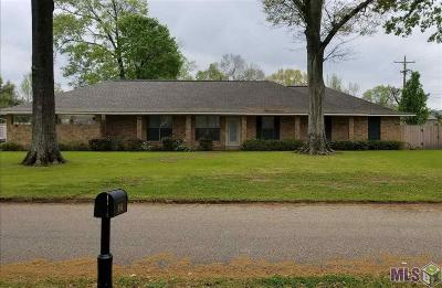 Denham Springs Single Family Home For Sale: 943 Myra Ave