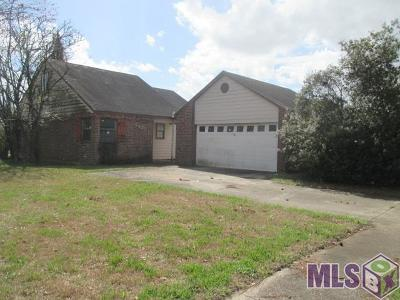 Baton Rouge Single Family Home For Sale: 2427 Creekside Dr