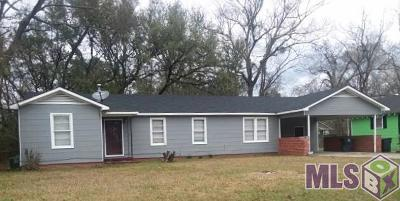 Baton Rouge Single Family Home For Sale: 4665 Monarch Ave