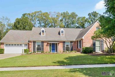 Baton Rouge Single Family Home For Sale: 3625 Woodland Ridge Blvd