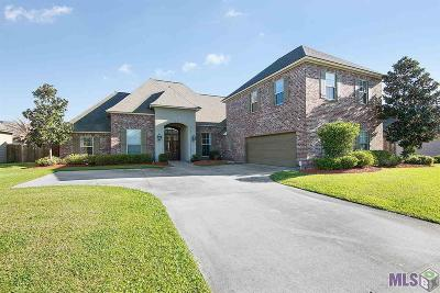 Prairieville Single Family Home For Sale: 36484 Oak Park Ave