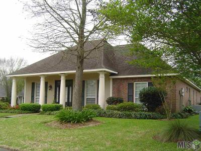 Baton Rouge Single Family Home For Sale: 10636 Ridgebrook Ave
