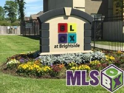 Baton Rouge Condo/Townhouse For Sale: 1855 Brightside Dr #Y7