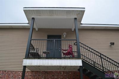 Denham Springs Condo/Townhouse For Sale: 31855 La Hwy 16 #1003