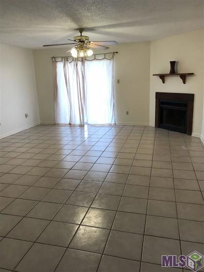 Baton Rouge Condo/Townhouse For Sale: 5113 Nicholson Drive Ext #A45