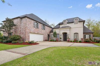 Baton Rouge Single Family Home For Sale: 434 Long Meadow Dr